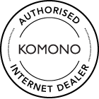 KOMONO Authorised Retailer
