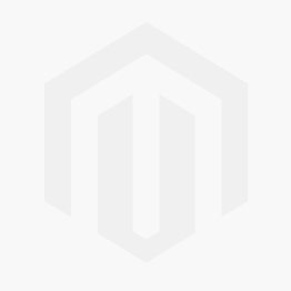 HALLMARK GENTS SILVER BLK LEATHER WATCH WITH BLK DIAL - HL1263B