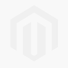 HALLMARK LADIES SILVER BANGLE WATCH WITH BLK DIAL - HE1299B